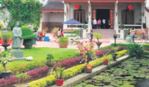 Taman Kebun Bunga Tjong Yong Hian