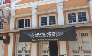 Araya Hois Homestay tempat penginapan dibandung