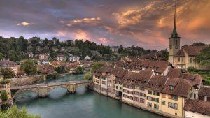 tempat wisata terindah di dunia - Kota Bern, Swiss