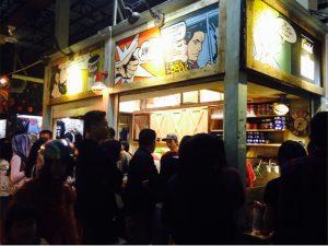 Beyond Cendol & Duren Bar - kuliner pasar santa jakarta