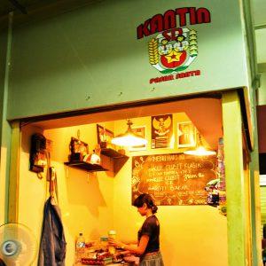 Kantin SD - kuliner pasar santa jakarta