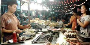 Wisata Kuliner Malam Jakarta - Pencenongan