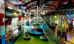 Pinisi Science and Edutainment Park - wisata anak di jakarta