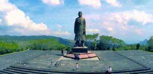 Monumen Jenderal Soedirman wisata di pacitan