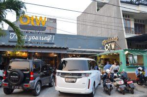 Wisata Kuliner Malam Jakarta - OTW food street