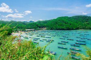 Pantai Tawang wisata di pacitan