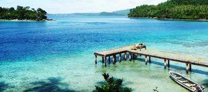 tempat penginapan di pulau harapan