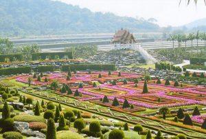 Nong Nooch Tropical Garden - tempat wisata pattaya