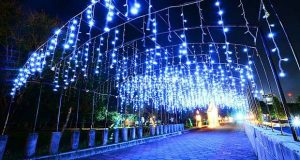 Taman Pelangi Tempat Wisata Romantis di Jogja