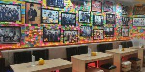 Daebak Fan Cafe - wisata kuliner di depok