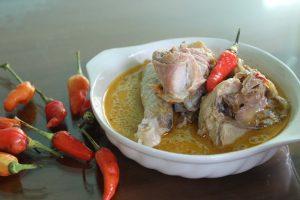Ayam Pedas Rantinem