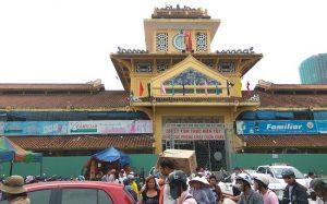 Binh Tay, Ho Chi Minh