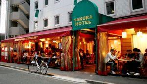 Cafe Sakura, Hotel Sakura Hatagaya