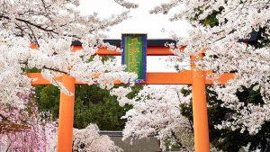 Kuil Hirano-jinja