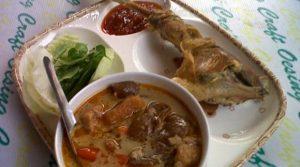 Lodeh Koro Pedas Warung Lya