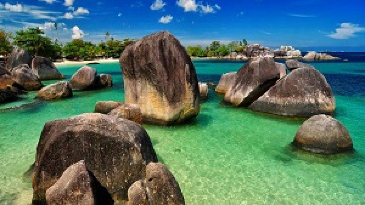 Belitung wisata air