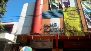Pasar Blauran Surabaya