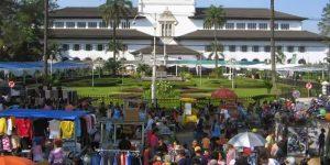 Pasar Kaget Gasibu
