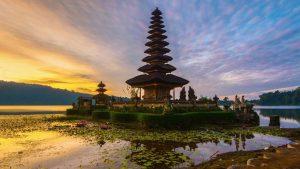 Pura Ullun Danu Bratan, Bali