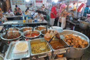 Saman Islam di Pasar Chatuchak