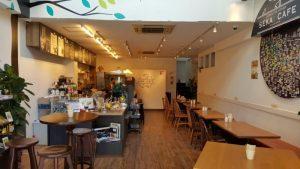 Sekai Cafe Asakusa