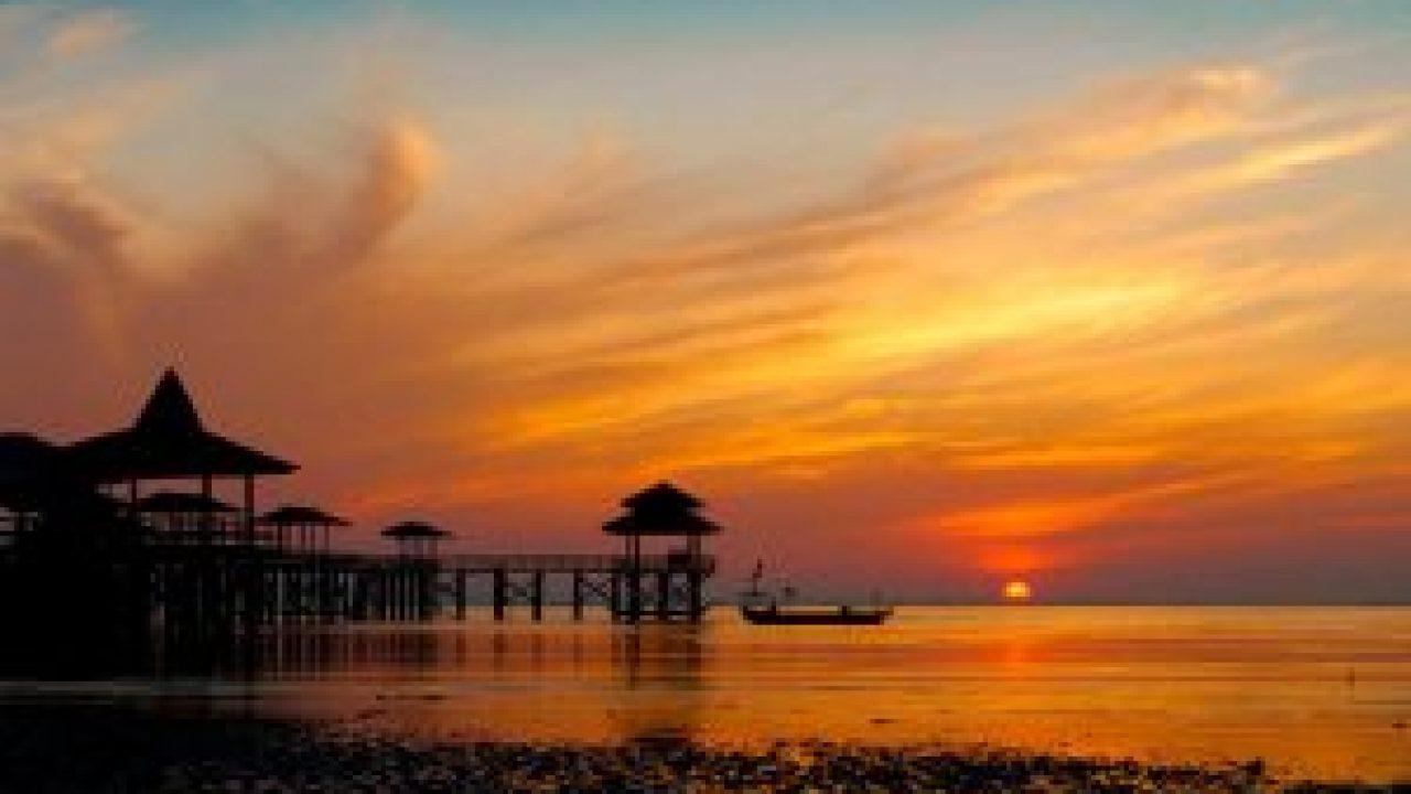 Wisata Pantai Kenjeran Lama dan Baru Surabaya yang Wajib