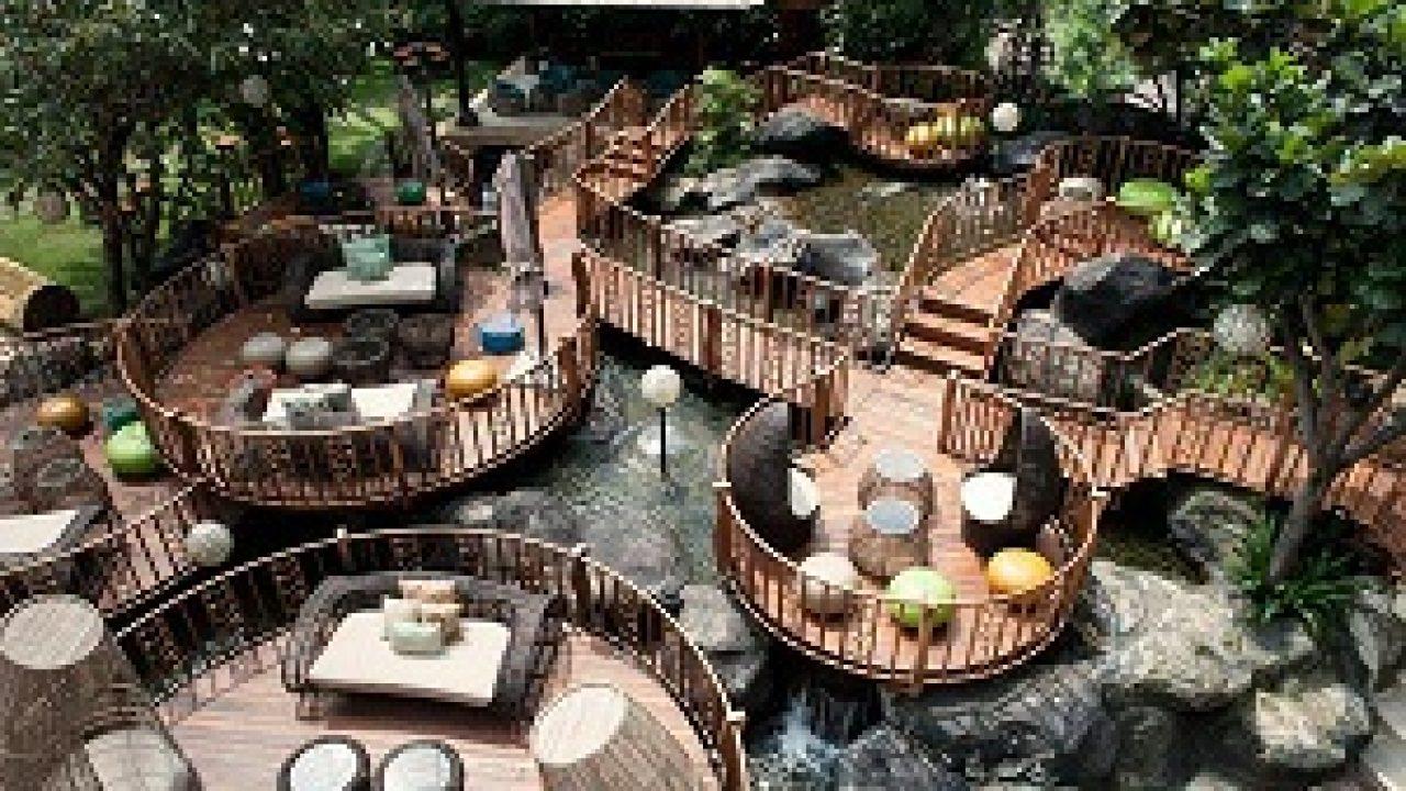 18 Tempat Makan Nuansa Alam Di Jakarta Yang Wajib Dikunjungi