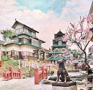 f9722ed4 little japanese jatim park 3 - Antisipasi Liburan Taman Rekreasi Selecta Tambah Satgas Jaga