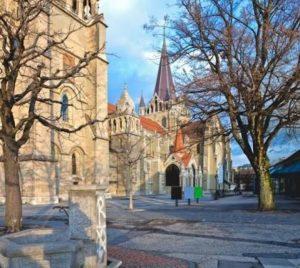 tempat wisata di Lausanne